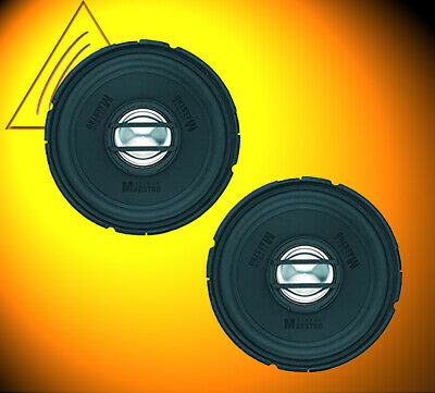 German Maestro CC 4008 Concept-Line SPEAKERS COAXIAL 100 MM
