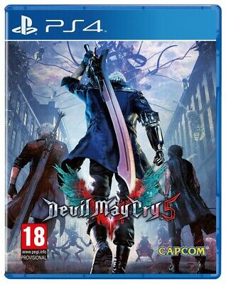 Videogioco Devil May Cry 5 Standard Edition Ps4 Gioco Play Station 4 Italiano