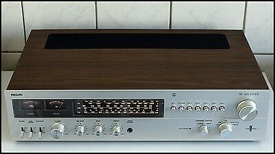 Philips Stereo Receiver 793 Vintage 22 AH 793 Motional Feedback(MFB) TOP ZUSTAND
