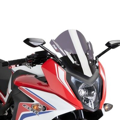 Front PUIG Racing Windshield  Part# 7003F