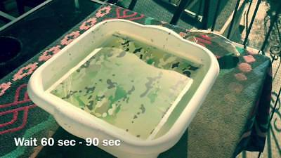 "For watertransfer printing ACTIVATOR""Hydrographics activator Dipping""B"" FORMULA"