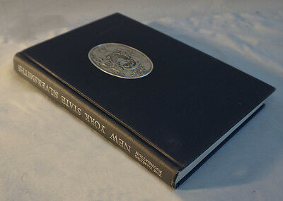 New York Silversmiths limited lst edition, published 1964 Darling Foundation NY