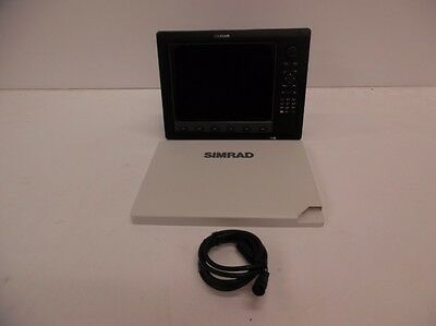 Simrad NSE12 Americas Display in Good Working Order w/Suncover & Cables
