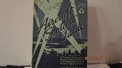 Aircraft Spotters Guide WWII 1942 part 3
