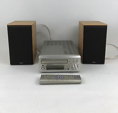 Denon UD-M30 Hi-Fi Stereo Audio Shelf System Amplifier CD Player Radio Tuner