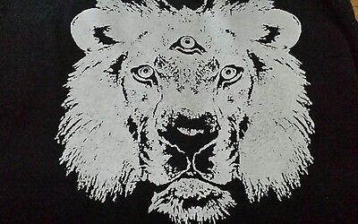 The Black Crowes Lions Promo Only Limited Edition XLarge T Shirt Rare New Mint !