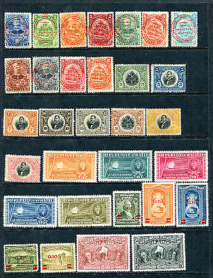 Republique D'haiti Small Lot Of  See Photo  -  Mh  E055/60