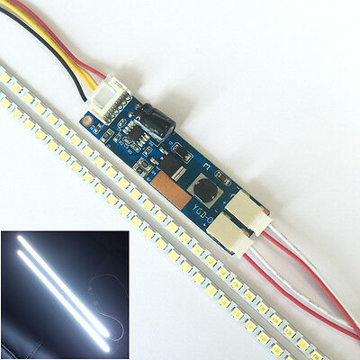 490mm LED Backlight Strip Kit Update 22'' 22 Inch CCFL LCD Screen To LED Monitor