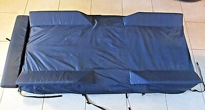 Mattress Cover Padded Sides Rails Fits Twin Size Mattress Geriatric Home Care