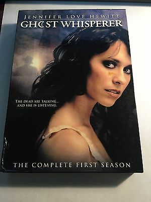 Ghost Whisperer - The Complete First Season 1 (DVD, 2006, 6-Disc Set)