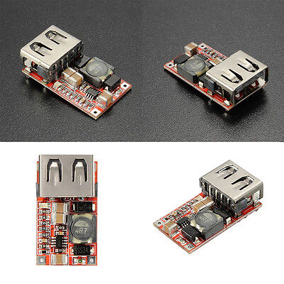 UK 12V to 5V DC-DC Buck Converter Step Down Module Power Supply Volt Regulato