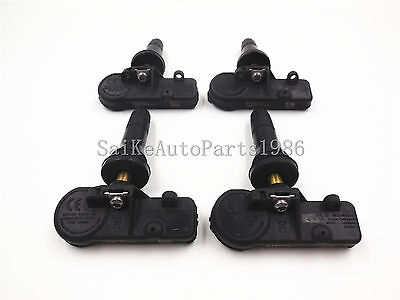 4X Oem 56029398Ab Tire Pressure Sensors Tpms 433Mhz For Jeep Chrysler Dodge Ram