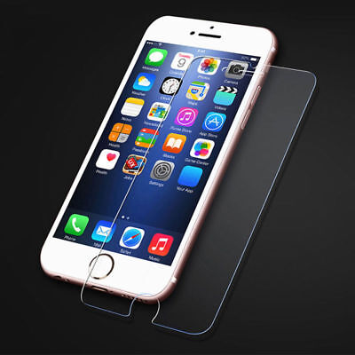 Genuine Tempered Glass Film Screen Protector For Apple iphone 6, 6Plus, 7, 7Plus