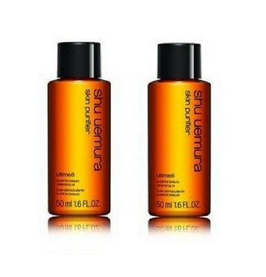 Shu Uemura Purifier Ultime8 Sublime Beauty Cleansing Oil 50mlx 2 (100ml) Ginseng