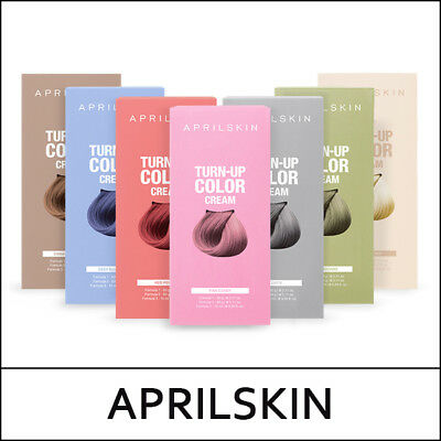[April Skin] Aprilskin Turn-up Color Cream (60ml+60ml+10ml) 1 Pack / Korea /(S셋)