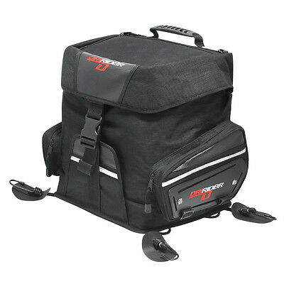 DriRider TDriRider Adventure Rear Bag, Black, NEW