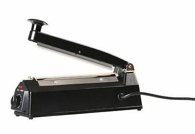 BAG SEALER with cutter 200mm x 2mm seal PBS-200-C
