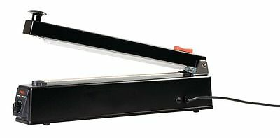 BAG SEALER with cutter 400mm x 2mm seal PBS-400-C