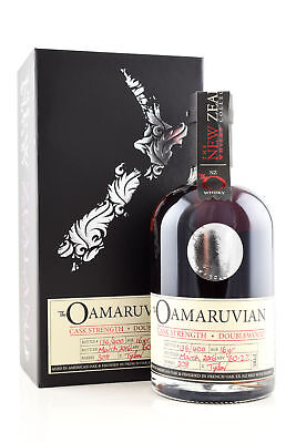 The Oamaruvian 16 Jahre The New Zealand Whisky Co. 60,2%vol. 0,5l