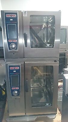 Rational Double Stack Combi Oven - Save $$$