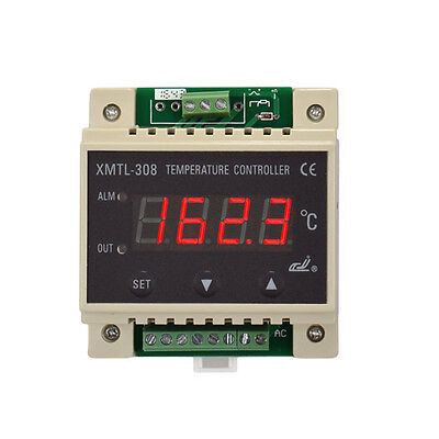 DIN Rail Temperature Controller PID/ON-OFF HEATING THERMOSTAT