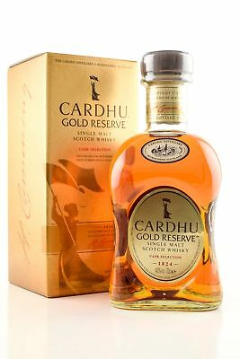 Cardhu Gold Reserve 40%vol. 0,7l