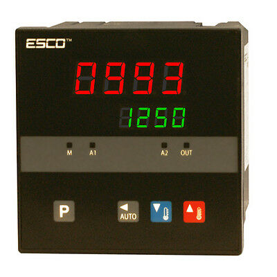 PID ON/OFF Temperature Controller thermocouples Pt100 with 4-20mA, 3 outputs