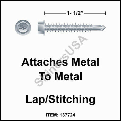 4000 8x1-3//4 Phillips Flat Head w//Nibs 17 Zinc Woodworking Screw #138243