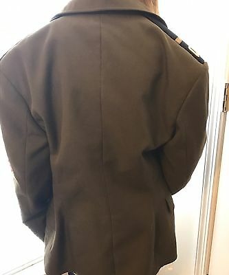 Vintage Soviet Russian Military Army Uniform Soldier CA Jacket
