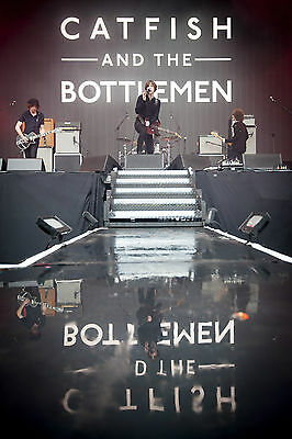 Catfish And The Bottlemen A4 260Gsm Poster Print