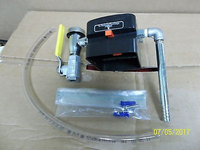 Wall mount assemply Daley APM Chemical Dilution delivery station left handle