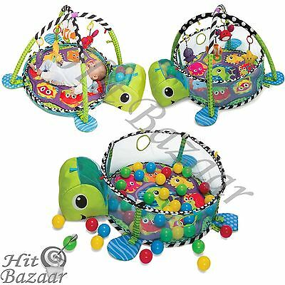 Baby Activity Gym Game Center Play Mat Infant Toddler Toy Development Station