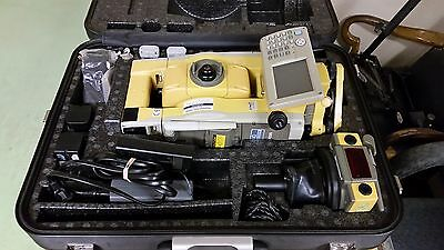 Topcon GTS-905A Robotic Total Station with RC4 and A7 360 Prism