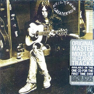 Neil Young Greatest Hits by Neil Young.