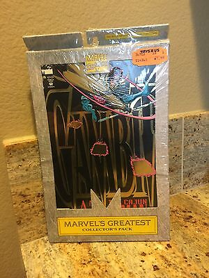 Marvel Comics Greatest  Collector's Pack Gambit #1,2,3,4