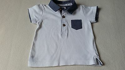 Gorgeous Baby Boys Polo Top (9-12 Months) - By Junior J