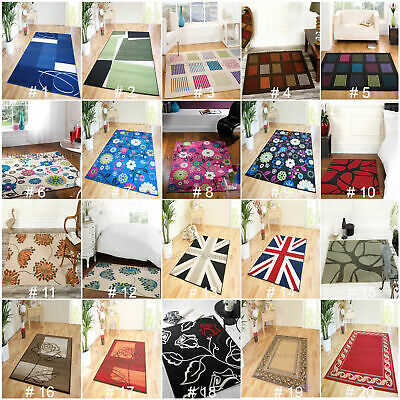 Small Extra Large Big Quality Modern Traditional Funky Cheap Soft Patterned Rugs