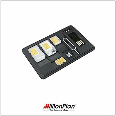 SIM Card Tools & Accessories SIM Card Adapter SIM Card Holder With MicroSD Card