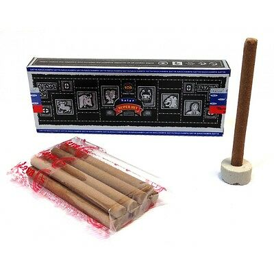 2x 10pks 20 King DHOOP STICKS Incense Insence Perfumed Satya SUPERHIT Nag Champa