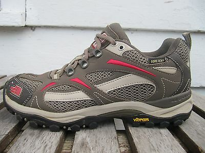 North Face Gore-Tex Trail Running Shoes Women's US Size 7M