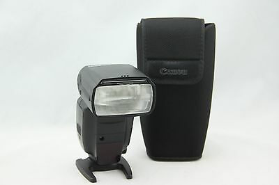 Canon Speedlite 600EX-RT Shoe Mount Flash. Very Good Condition. Fast Shipping