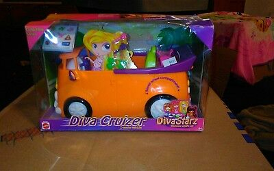 DIVA STARZ CRUISER Vehicle CAR - Diva CRUIZER Collectible Series (2001)