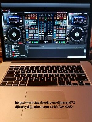 virtual dj pro8 infinity fully unlocked any controller Free pay For Install Help