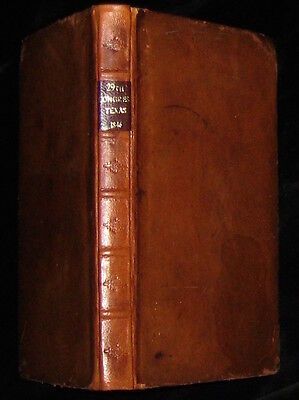1846 TEXAS ANNEXATION ~ ACTS CONGRESS ~ Treaties Indian Tribes & China RARE BOOK