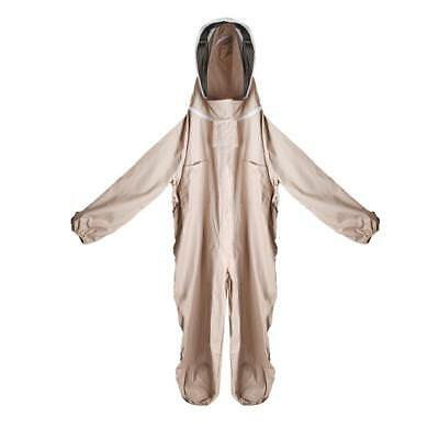 Beekeeping Jacket Veil Bee Suit Hat Pull Over Shampooing Equipement de