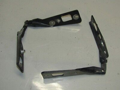 BMW E36 318i 320i 325i 328i SEDAN COUPE CABRIO Bonnet Hinge PAIR OEM BLACK