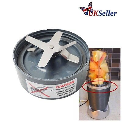 Replacement Cross Extractor Blade Spare Part FOR Nutribullet Blender 900w/600w