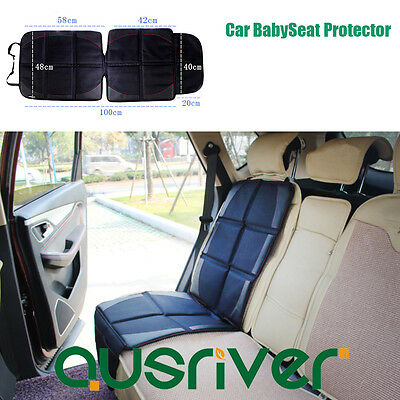 New Universal Anti Slip Thick Car Baby Kids Seat Protector Seat Cover Mat