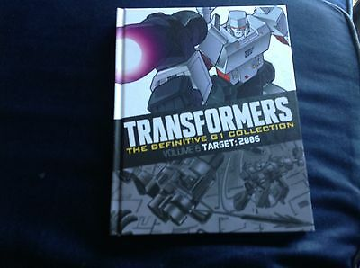 Transformers -definitive G1 Collection Volume 6