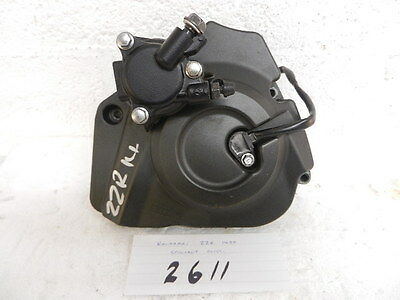 Kawasaki Zzr1400 Sprocket Cover And Clutch Slave Cylinder (2611)